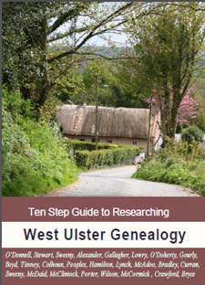 Ulster Scots Genelology Booklet
