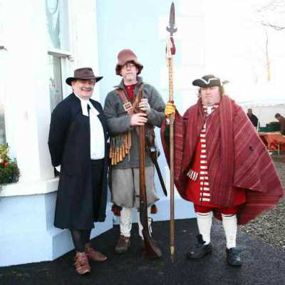 Ulster Scots Historic Characters