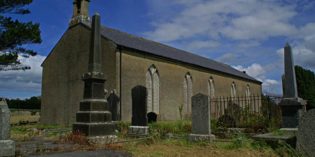 Taughboyne Church