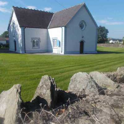 Monreagh Ulster Scots Church 1644