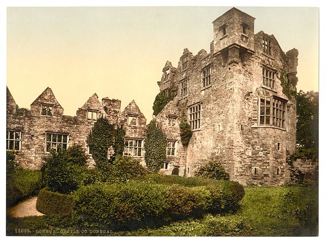 Donegal Castle – the largest and strongest fortress in all Ireland