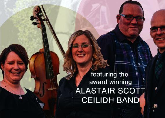 Midsummer's Hootin Annie – Scottish Ceilidh Night